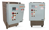 Used Chromalox MOS Series Temperature Control Units