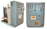Used HEAT Heat Exchange And Transfer Hot Oil Temperature Control Units