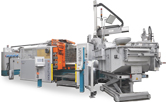 Used Buhler Die Casting Machine for high pressure die casting (HPDC) process