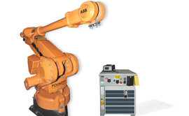 Used Die Cast and Foundry Rated Industrial Robots for sale