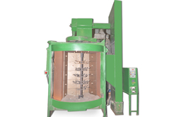 Used Abrasive Shot Blast Machines used in Die Casting and Foundry applications