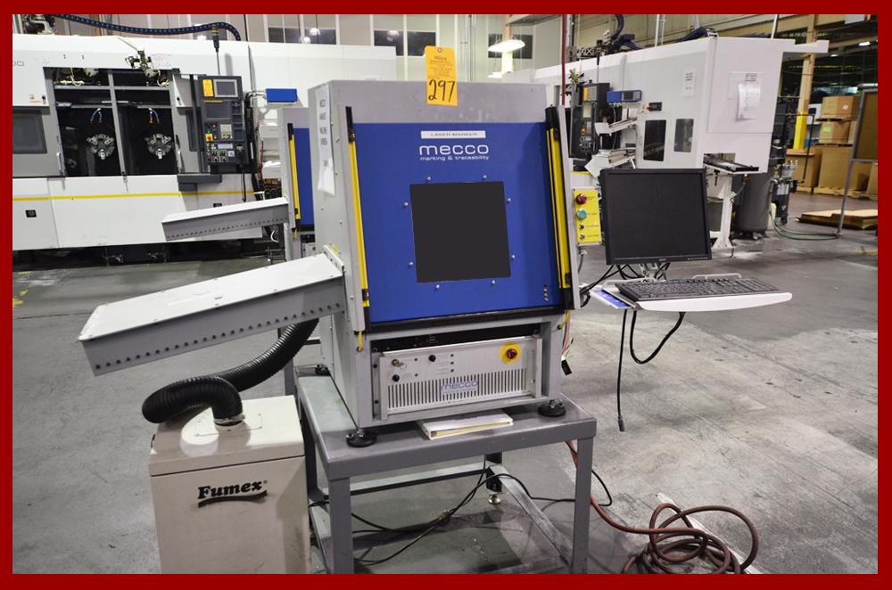 mecco laser marking machine