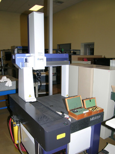 Used Die Cast Inspection Equipment X Ray Spectrograph Cmm