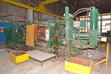 Prince Model 629 Cold Chamber Die Casting Machine