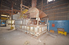 MPH Aluminum Melting Furnace