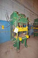 B&T 28 ton Die Casting Trim Press