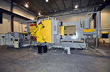 Ex-Cell-O B&T Aluminum Die Cast Machine; 1600 ton