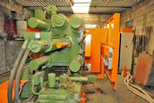 Italpresse Aluminum Die Cast Machine; Model IP 500, 500 ton