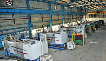 Magnesium Hot Chamber Die Casting Factory For Sale Turnkey