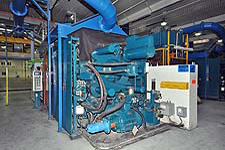 Ube Aluminum Die Cast Machine; Model UA 900it, 900 ton