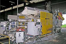 Zitai Aluminum Die Cast Machine; Model ZDC-800T