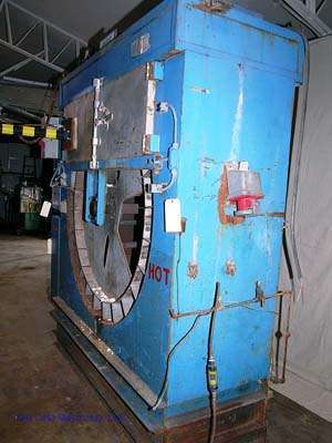Image of Electrically Heated Magnesium Ingot Preheater and Charging Unit For Sale DCM-1150