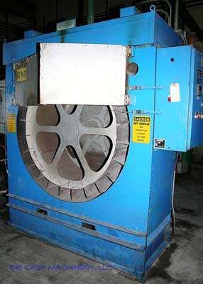Image of Electrically Heated Magnesium Ingot Preheater and Charging Unit For Sale DCM-1609