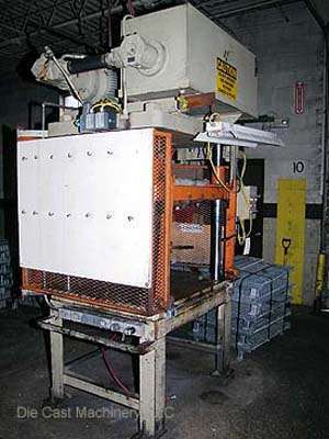 Four Post Vertical Trim Press, new 1999