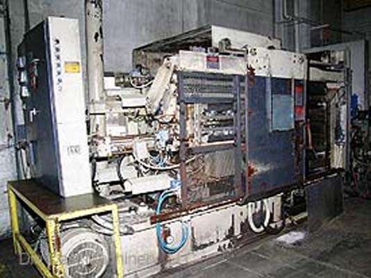 Picture of HPM II-400-A Horizontal Cold Chamber Aluminum/Magnesium Capable High Pressure Die Casting Machine For Sale DCMP-1782