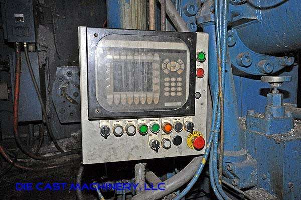 Image of Horizontal Cold Chamber Aluminum High Pressure Die Casting Machine For Sale DCM-1911