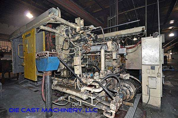 Picture of Prince Horizontal Cold Chamber Aluminum High Pressure Die Casting Machine DCMP-1924