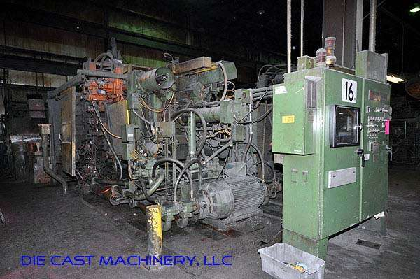 Picture of Prince Horizontal Cold Chamber Aluminum High Pressure Die Casting Machine DCMP-1957