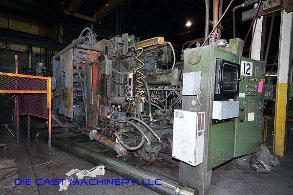 Picture of Prince Horizontal Cold Chamber Aluminum High Pressure Die Casting Machine DCMP-1961