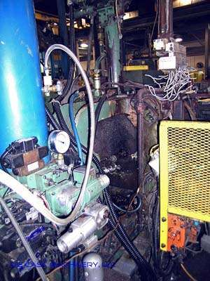Image of Horizontal Cold Chamber Aluminum High Pressure Die Casting Machine For Sale DCM-1995