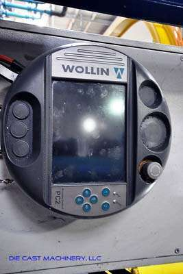 Wollin PSM 2 Linear Die Sprayer