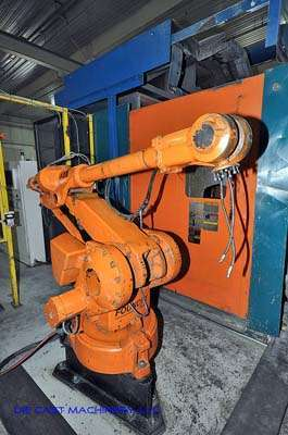 IRB 4400 L/30 Foundry Plus Robot with S4CPLUS