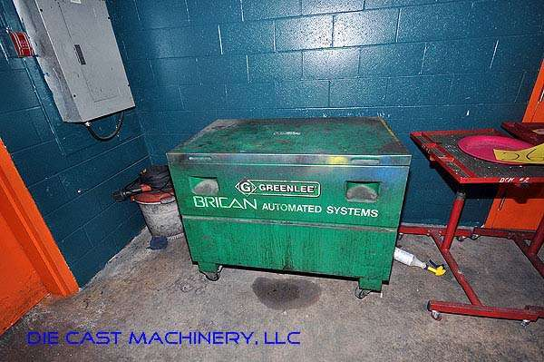 Gang Box For Sale >> Used Greenlee 60 Inch Tool Stroage Gang Box Dcm 2096
