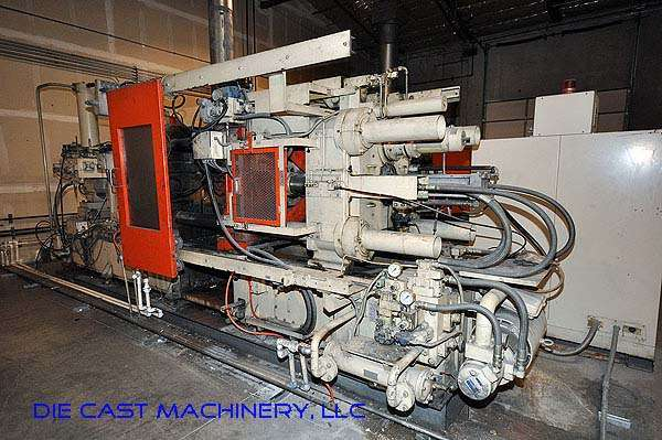 Picture of Ube UB 350 G Horizontal Cold Chamber Aluminum High Pressure Die Casting Machine For Sale DCMP-2204