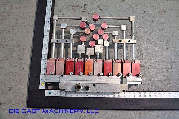 Spray Manifold for Rimrock 410