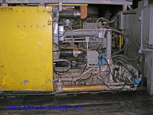 Picture of Prince Horizontal Cold Chamber Aluminum High Pressure Die Casting Machine DCMP-2324