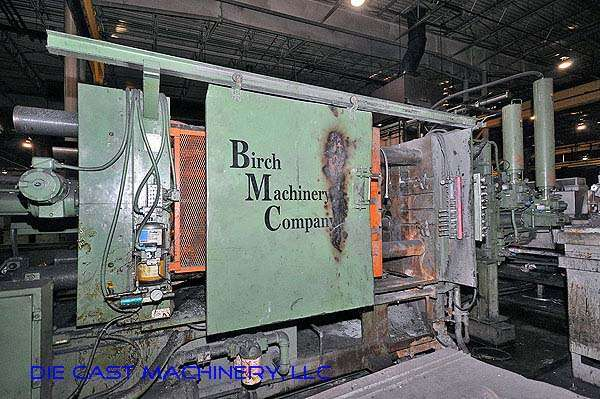 Image of Horizontal Cold Chamber Aluminum High Pressure Die Casting Machine For Sale DCM-2371