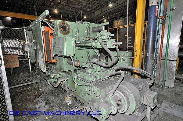 Picture of Birch 600-A Horizontal Cold Chamber Aluminum High Pressure Die Casting Machine For Sale DCMP-2391