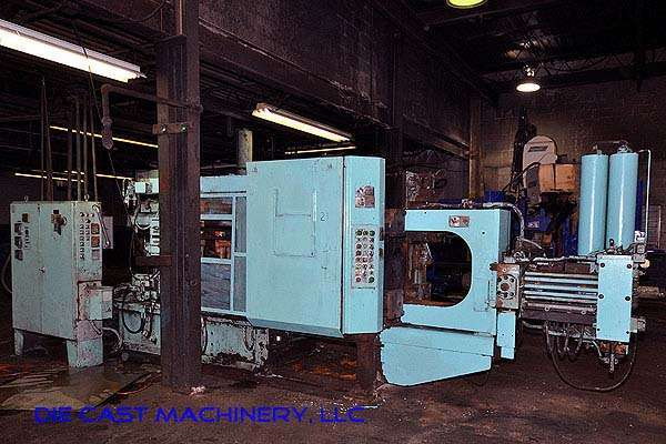Picture of HPM II-400-A Horizontal Cold Chamber Aluminum High Pressure Die Casting Machine For Sale DCMP-2450