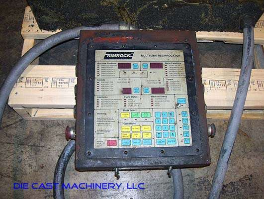 Combination 305 ladle and 410 sprayer Control Panel - Control Panel Only - For Parts