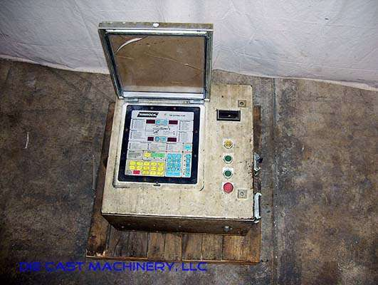 Rimrock 195 Extractor - Control Panel Only (For Parts)