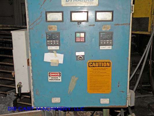 EC-2400, Electric, Crucible Furnace