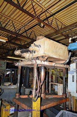 50 Ton Four Post Vertical Trim Press