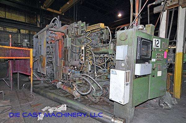 Picture of Prince Horizontal Cold Chamber Aluminum/Magnesium Capable High Pressure Die Casting Machine DCMP-2732