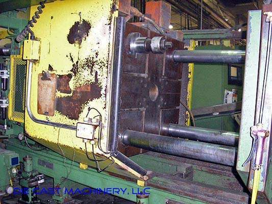Image of Horizontal Hot Chamber Magnesium High Pressure Die Casting Machine For Sale DCM-2861