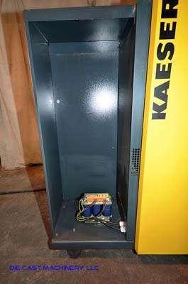 Used Kaeser Model Asd 25 T Sigma Air Compressor Air Dryer
