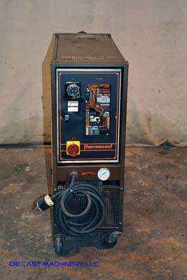 Robatherm Hot Oil  Die Temperature Control Unit