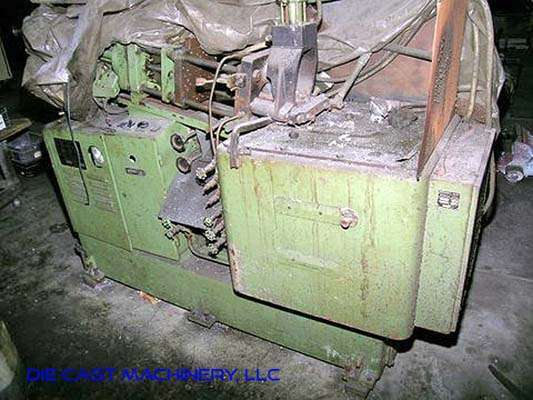 Picture of Buhler A-5B Horizontal Hot Chamber Zinc (Zamak) High Pressure Die Casting Machine For Sale DCMP-3009