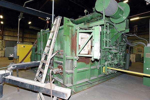 Picture of Model Lindberg MPH 62-ARP-3500-SP & Smoke Incinerator DCMP-3121