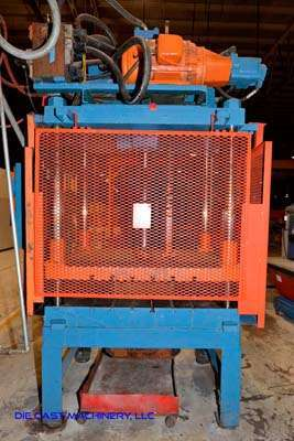 Picture of Metal Mechanics Four Column (Post) Vertical Hydraulic Die Casting Trim Press DCMP-3137