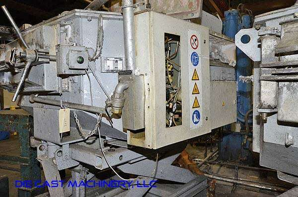 Picture of Striko Westofen W 900 SL ProDos Low Energy Electric Heated Aluminum Holding and Dosing Furnace For Sale DCMP-3237