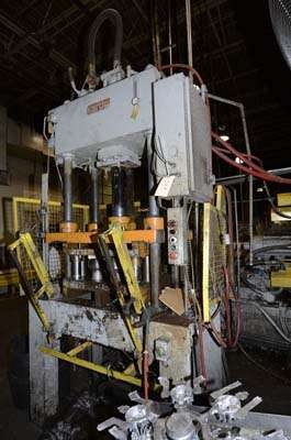 Picture of Model Kard Trim Press  DCMP-3258