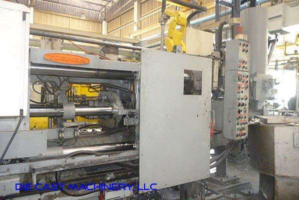 Picture of Toshiba DC-350-CL-III Horizontal Cold Chamber Aluminum High Pressure Die Casting Machine For Sale DCMP-3287