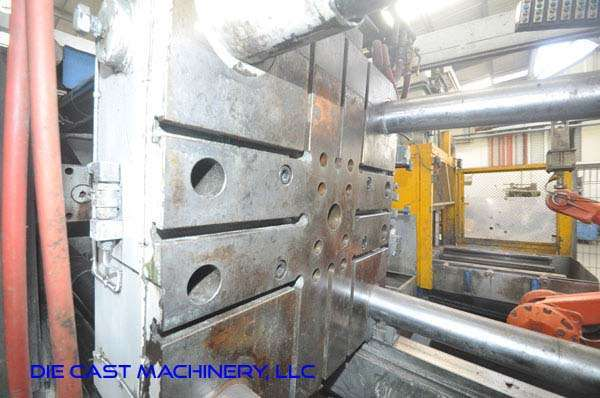Used Frech Hot Chamber Die Casting Machine For Sale Dcm 3296