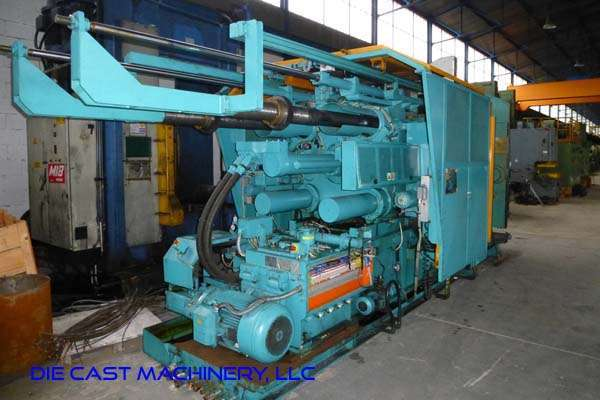 Picture of Italpresse Horizontal Cold Chamber Aluminum/Magnesium Capable High Pressure Die Casting Machine DCMP-3321