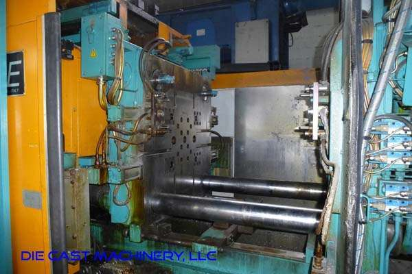 Image of Horizontal Cold Chamber Aluminum/Magnesium Capable High Pressure Die Casting Machine For Sale DCM-3321